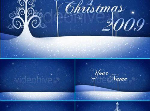 preview 1 500x370 - دانلود رایگان پروژه آماده افتر افکت با موضوع کریسمسMerry Christmas V3