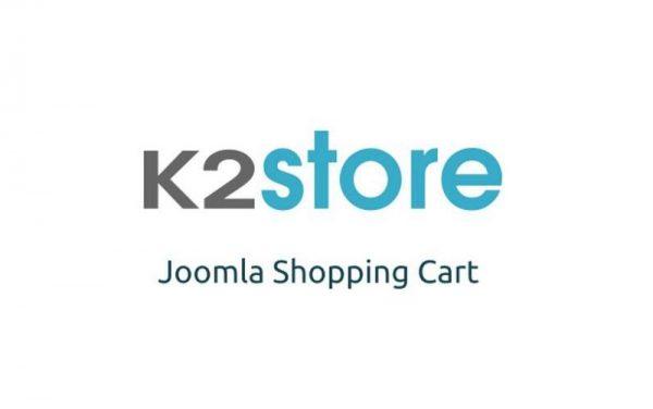 دانلود فروشگاه ساز k2store3.8 برای جوملا