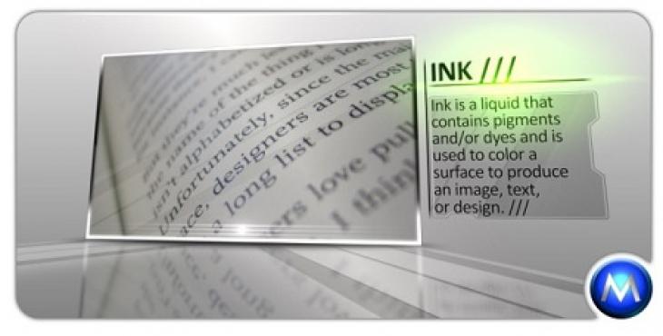 دانلود رایگان پروژه افتر افکت ویژه نمایش لوگو و عکس در قالب فلزی