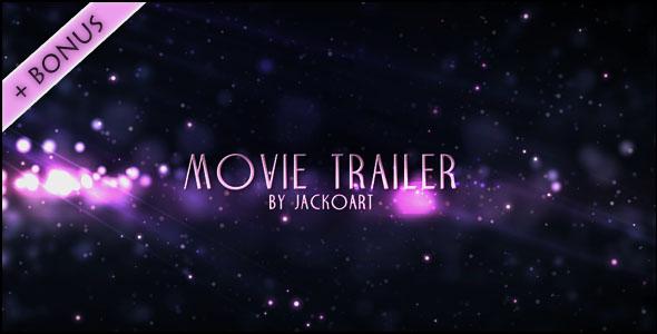 پروژه آماده افتر افکت تریلر فوق العاده حرفه ای فیلم