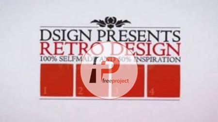 دانلود رایگان پروژه افتر افکت نمایش فعالیت کاری در قالب متن و عکس
