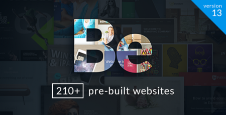 BeTheme v13.9 – Responsive Multi-Purpose WordPress Theme