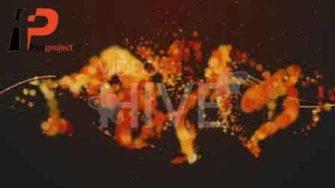 3D TextEvolutions V3 Fire.58430 335x188 - پروژه آماده افترافکت: نمایش بسیار زیبای لوگو از ذرات درخشان و آرامش بخش