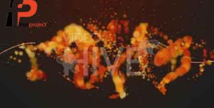 3D TextEvolutions V3 Fire.58430 730x370 - پروژه آماده افترافکت: نمایش بسیار زیبای لوگو از ذرات درخشان و آرامش بخش
