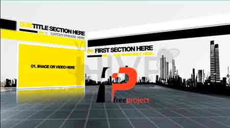 download aftereffect project