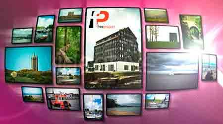 پروژه آماده افترافکت: ساخت تیزر تبلیغاتی با استفاده از عکس و فیلم