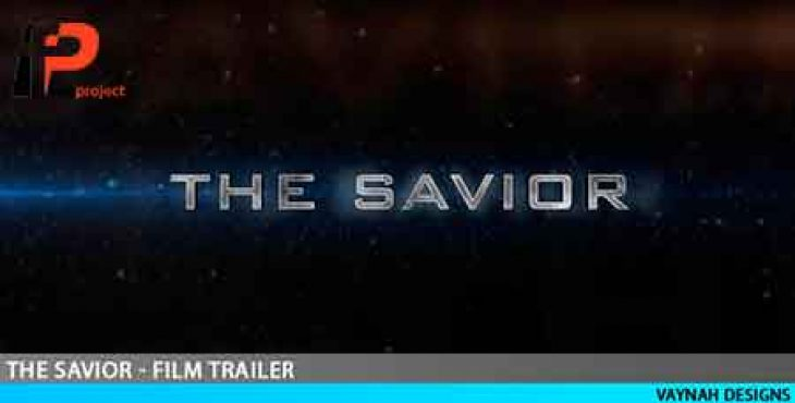 The Saviour preview 730x370 - پروژه آماده افترافکت: تریلر فیلم سینمایی با عنوان نجات دهندهThe Savior