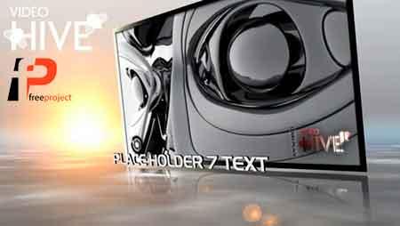 پروژه آماده افترافکت: ساخت تیزر تبلیغاتی حرفه ای در قالب فیلم و متن