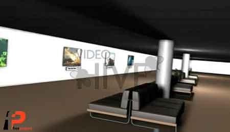preview 6 - پروژه آماده افترافکت: نمایش تصاویر در نمایشگاه عکس بصورت سه بعدی