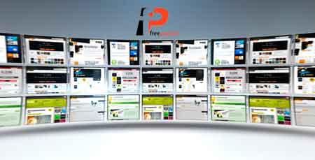پروژه آماده افترافکت: ساخت تیزر تبلیغاتی حرفه ای با موضوع طراحی صفحات وب