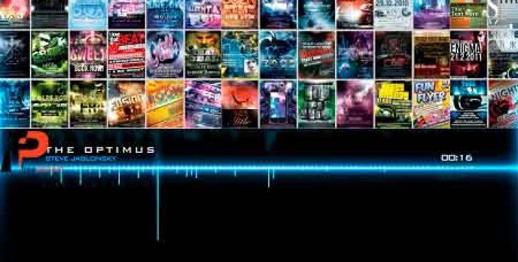 پروژه آماده افترافکت: نمایش ترانزیشن صوتی با توجه به آهنگ