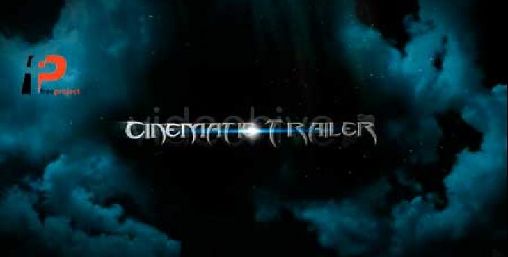 دانلود رایگان پروژه آماده افترافکت ویژه ساخت تریلر حرفه ای فیلمCinematic trailer 2