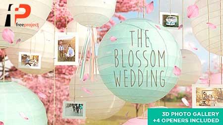 پروژه آماده افترافکت- پروژه فوق العاده زیبا و ویژه آلبوم رویایی عکس عروسی