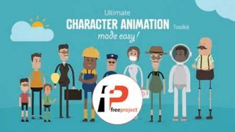 Character Animation Toolkit