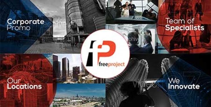 FreeProject business corporate promo 730x370 - دانلود رایگان پروژه آماده افترافکت ساخت تیزر تبلیغاتی معرفی کسب و کار و تجارت