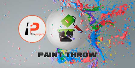 Paint Throw