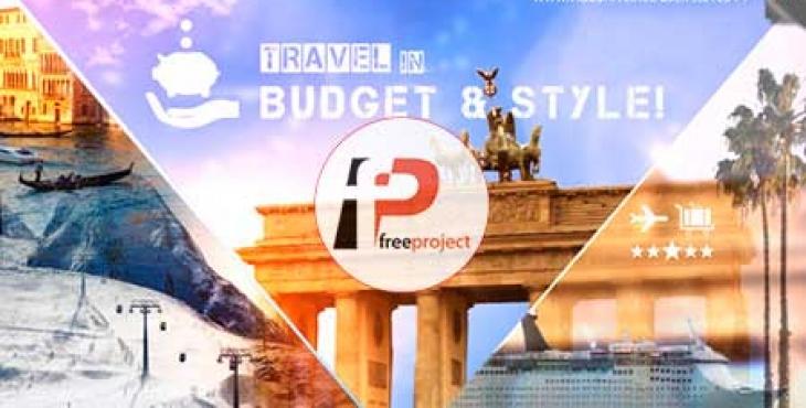 FreeProject travel agency tv commercial 730x370 - پروژه آماده افترافکت- ساخت تیزر ویژه آژانس های خدمات مسافرتی و جهانگردی