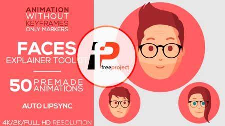 Faces Explainer-Toolkit