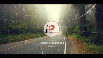 VideoHive Futuristic Slideshow