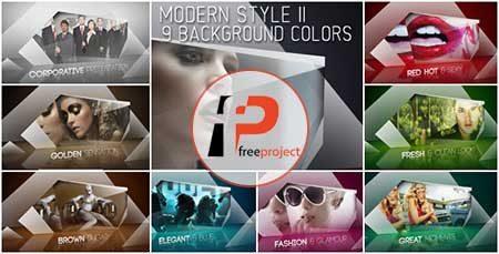 VideoHive Modern Style II