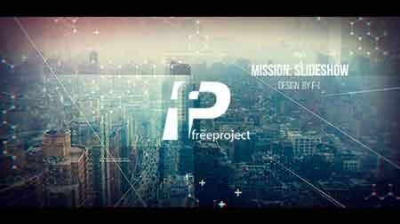 دانلود پروژه آماده افترافکت-ساخت اسلایدشو فوق العاده حرفه ای با نام ماموریت