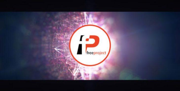 پروژه اماده افترافکت – تیزر نمایش لوگو با عنوان دری به سوی جهان