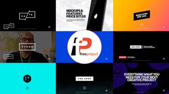 VideoHive BLADE Titles