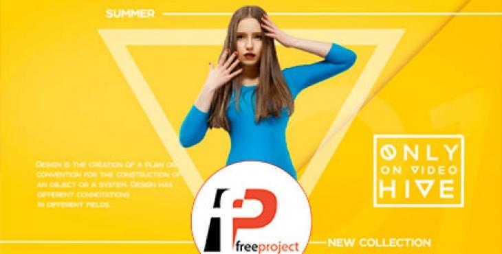 FreeProject blade titles 1 1 730x370 - پروژه آماده افترافکت- تیزر تبلیغاتی فشن و مد