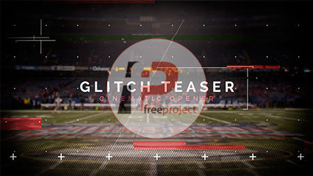 FreeProject Cinematic Glitch Teaser