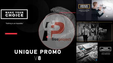 FreeProject Unique Promo v8