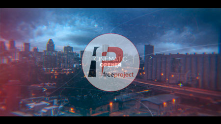 FreeProject-Cinematic Inspirational Parallax Opener and Slideshow-AE234