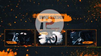 FreeProject-grunge-slideshow-AE247