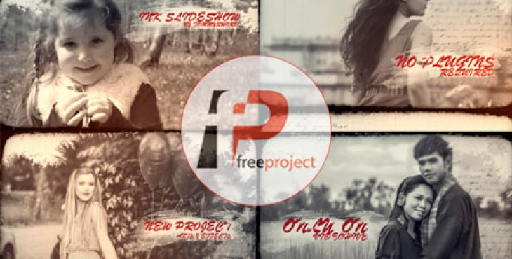 FreeProject-Ink Slideshow