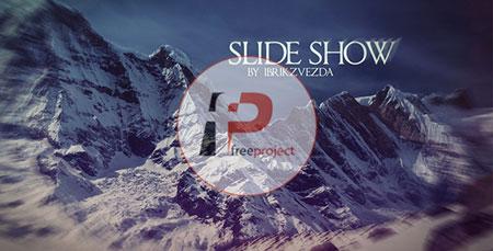 پروژه آماده افترافکت- ساخت اسلایدشو فوق حرفه ای نمایش عکس در قالب رویایی