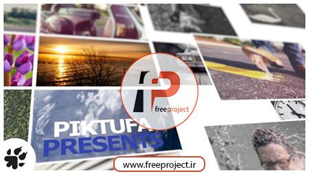 پروژه آماده افترافکت- ساخت گالری عکس خاطرات 5