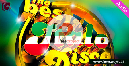 موزیک پروژه افترافکت- موزیک جهت استفاده پروژه های افترافکت با عنوان Italo Disco