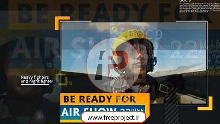 دانلود رایگان پروژه آماده افترافکت ویژه ساخت تیزر و ویدئوهای مهیج