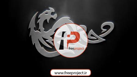 دانلود رایگان پروژه افترافکت ویژه ساخت حرفه ای اینترو نمایش لوگو