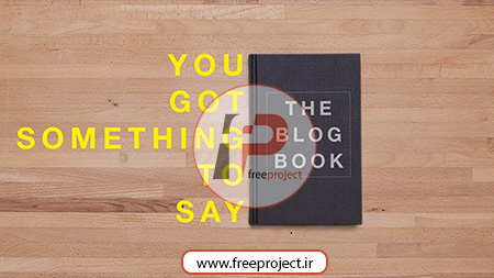 پروژه آماده افترافکت معرفی فوق العاده زیبا و حرفه ای انوع کسب و کار در قالب کتابچه و میز کار