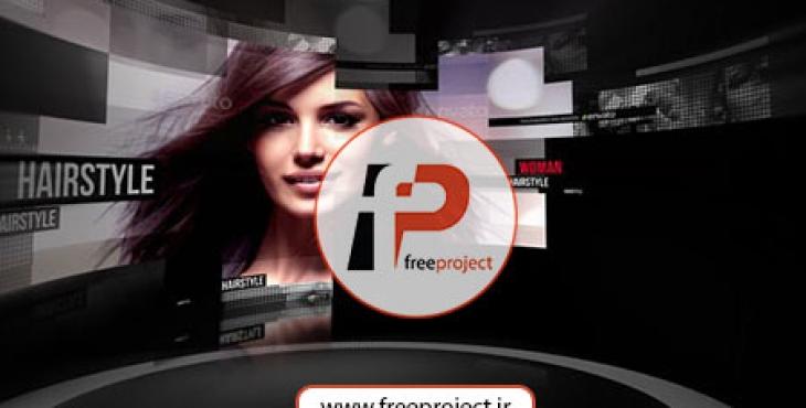 ghaleb site fp 730x370 - پروژه  رایگان افترافکت ویژه ساخت تیز با نمایش تصاویر در نمایشگر منحنی فوق العاده جذاب