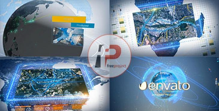 AE377 730x370 - پروژه آماده افترافکت ویژه ساخت تیزر تبلیغاتی فوق العاده زیبا و حرفه ای در قالب حرکت دیجتالی زمین به صورت موشن گرافیک