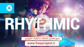ساخت تیزر معرفی وب سایت با افترافکت