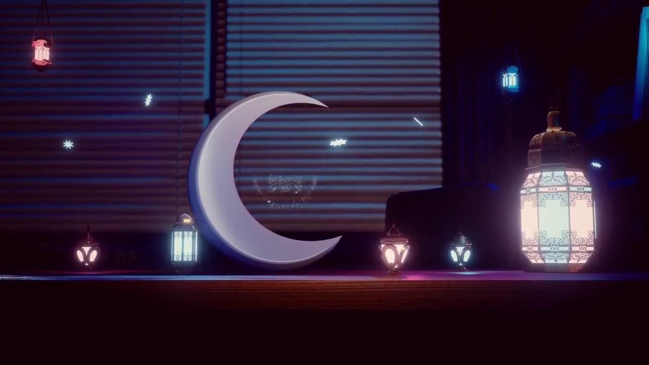 پروژه افترافکت ماه مبارک رمضان