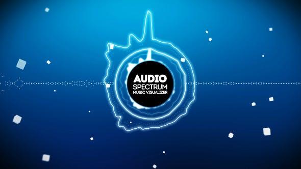 Preview Image 590x332 - پروژه آماده افترافکت ویژه ساخت موزیک ویژوالایزر با 3 تمپلیت مختلف