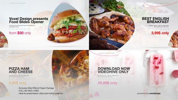 ساخت تیزر تبلیغات منوی غذای رستوران و کافی شاپ