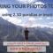 آموزش متحرک سازی و ایجاد فضای ۲٫۵D تصاویر در فتوشاپ به صورت پارالکس