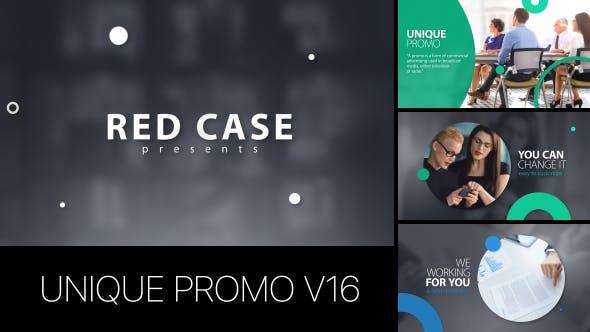 big upv16 - پروژه آماده افترافکت ویژه ساخت تیزر تبلیغاتی معرفی شرکت و کسب و کار نسخه 16