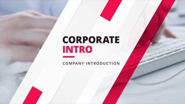 ساخت تیزر معرفی شرکت محصول و کسب و کار با افترافکت