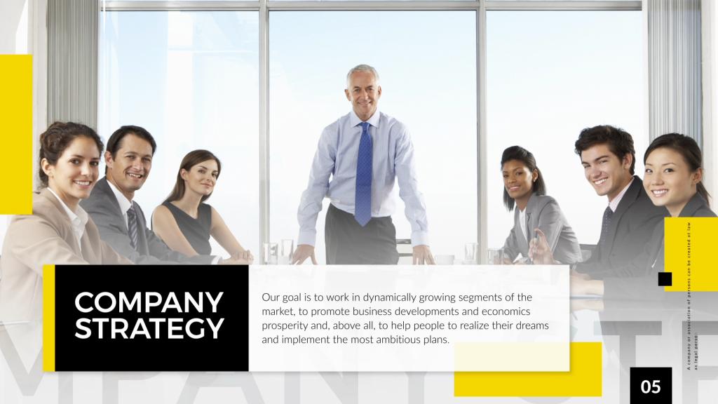 پروژه آماده افترافکت برای معرفی کسب و کار با موضوعات مختلف