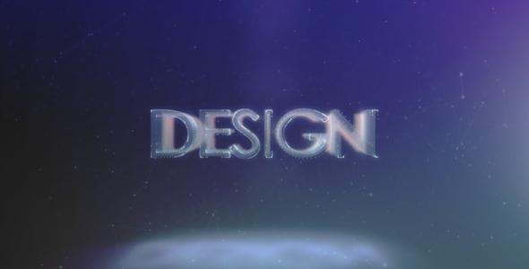 ساخت تیزر نمایش لوگو سه بعدی